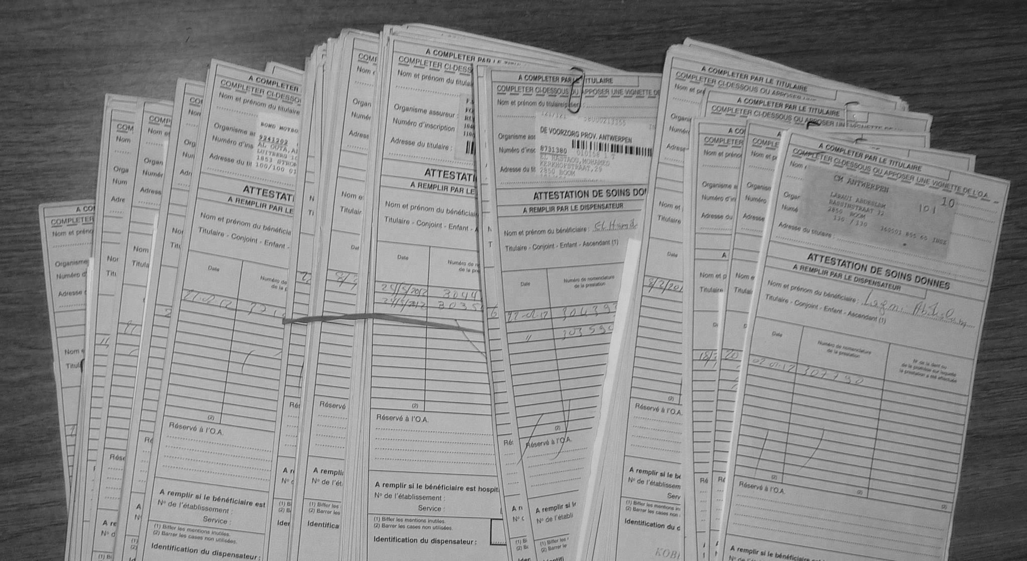 Peu de dispensateurs le savent : qu'il s'agisse de perception au comptant ou via le tiers-payant, les ASD doivent être remises ou introduites dans les deux mois, fin de mois !